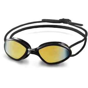 Head Tiger Race Mid Mirrored Brille schwarz schwarz