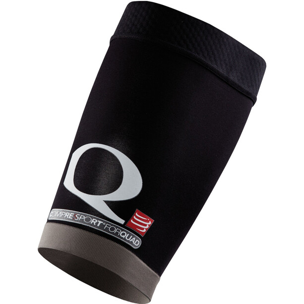 Compressport Quad Beinlinge black