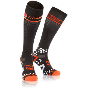 Compressport Full Socks V2.1 black black