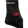 Compressport Pro Racing V3.0 Run Høje sokker, sort
