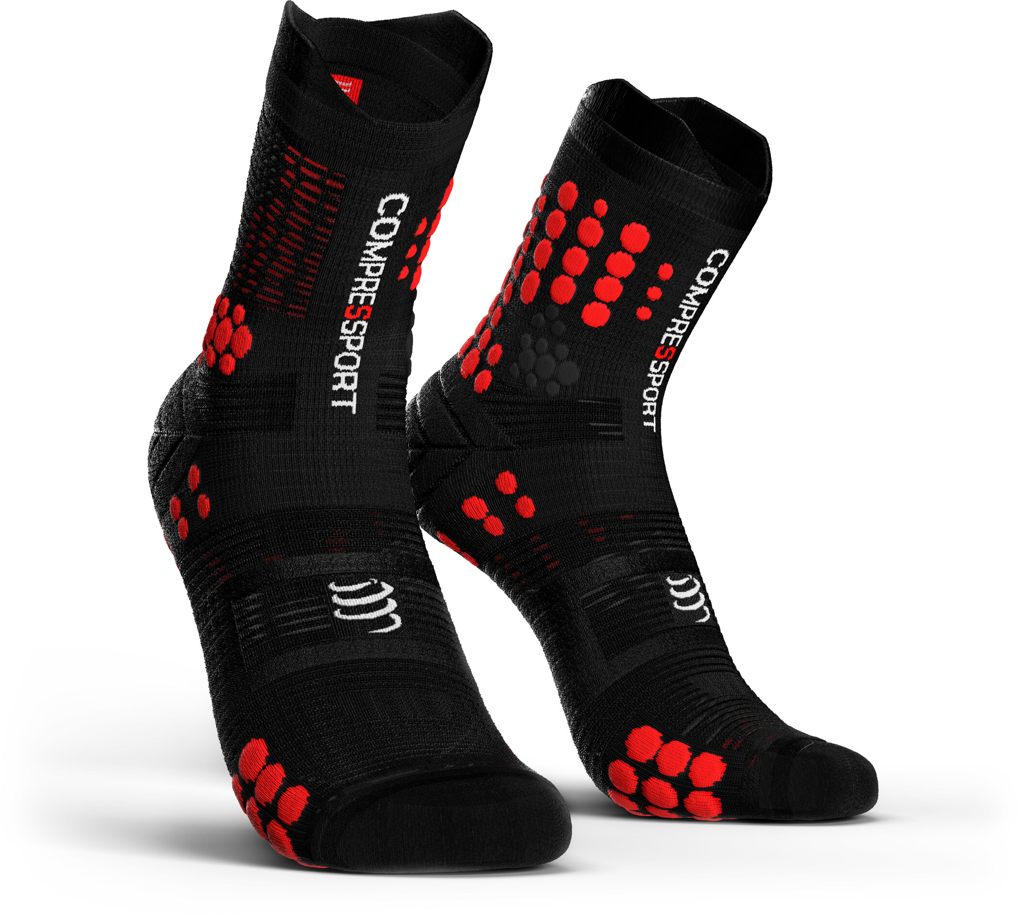 buy popular 35753 33875 Compressport Pro Racing V3 0 Trail Socks Black Red.jpg
