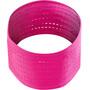 Compressport On/Off Stirnband fluo pink
