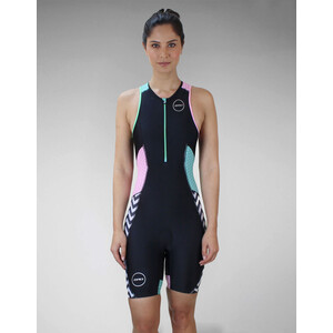 Zone3 Activate Plus Trisuit Damen zebra zebra