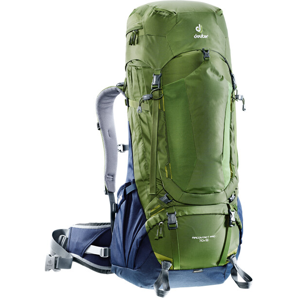 Deuter Aircontact PRO 70 + 15 Backpack pine-navy