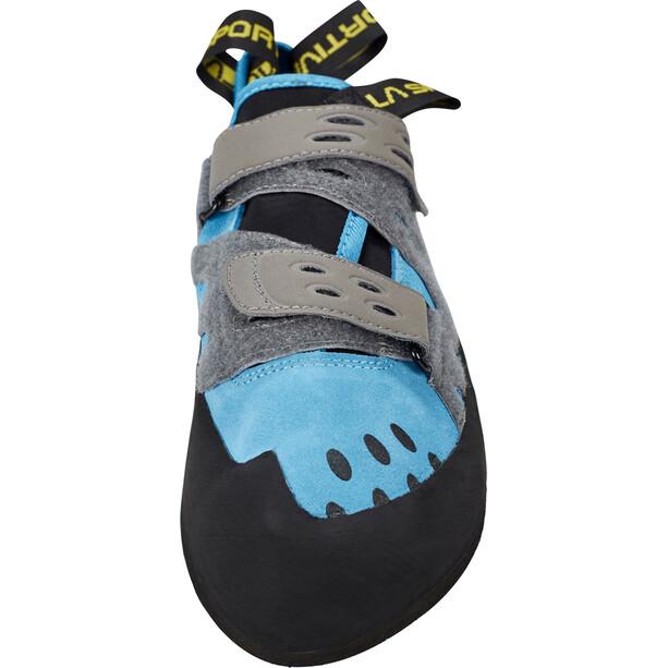 La Sportiva Tarantula Climbing Shoes Herr blue