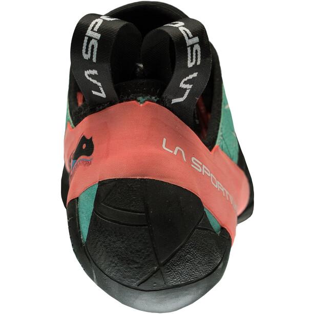 La Sportiva Kataki Climbing Shoes Dam mint/coral