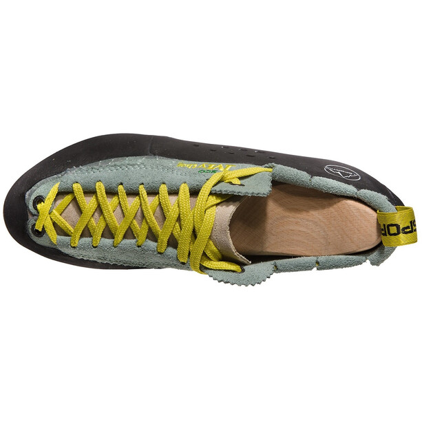 La Sportiva Mythos Eco Climbing Shoes Dam green bay