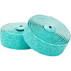 Supacaz Super piecesy Kush Starfade Handlebar Tape セレストブルー
