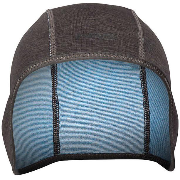 NRS HydroSkin 0.5 Helmet Liner charcoal