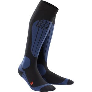 cep Thermo Ski Socken Herren black/deep blue black/deep blue