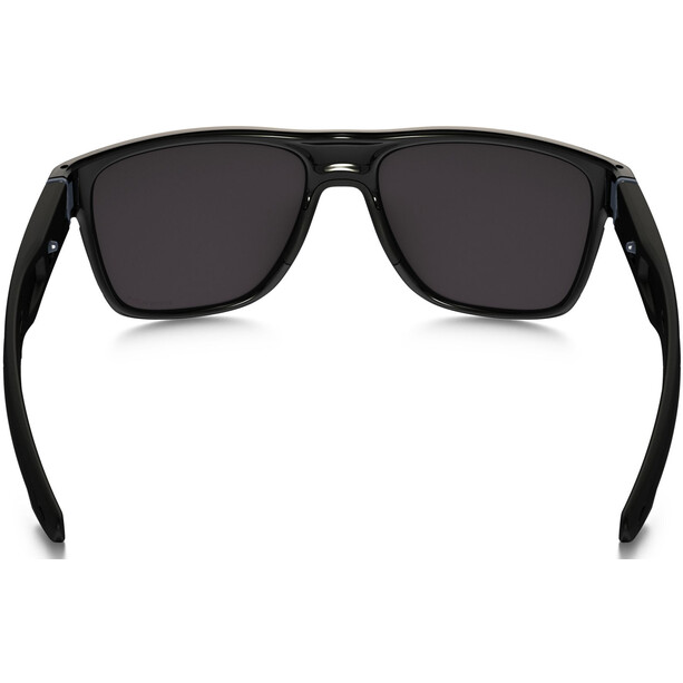 Oakley Crossrange XL polished black/prizm black polarized