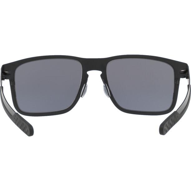 Oakley Holbrook Metal Lunettes, matte black/grey