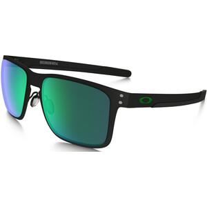 Oakley Holbrook Metal Brille matte black/jade iridium matte black/jade iridium
