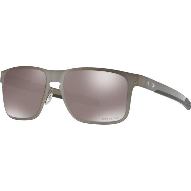 Oakley Holbrook Metal Glasses matte gunmetal/prizm black polarized