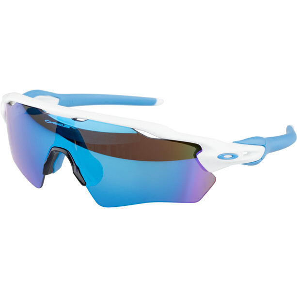 Oakley Radar EV XS Path Sunglasses Youth blå/vit