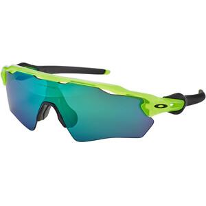 Oakley Radar EV XS Path Sonnenbrille Jugend grün/schwarz grün/schwarz
