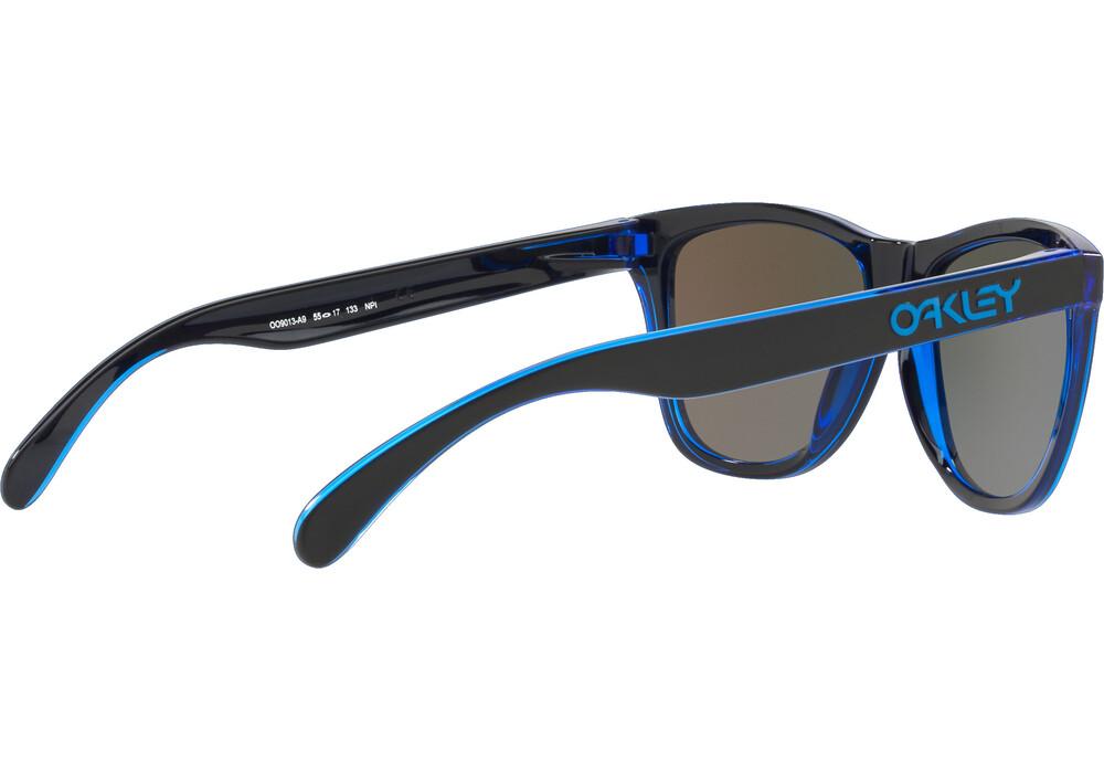 d8f1b97f33 Oakley Frogskins Eclipse Blue Sapphire Iridium günstig kaufen