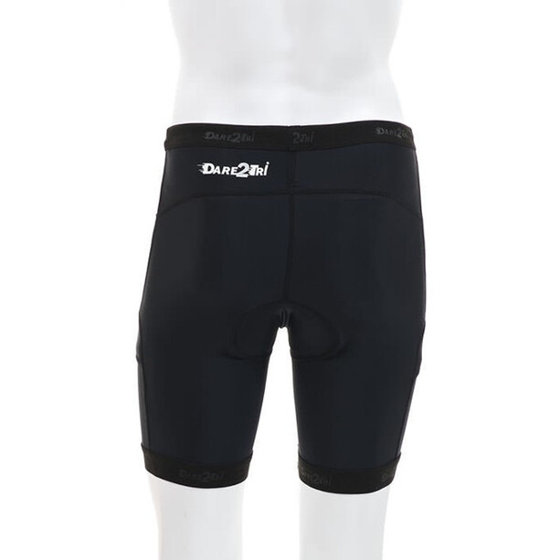 Dare2Tri Tri Shorts schwarz