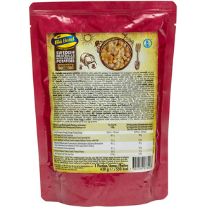 Blå Band Outdoor Meal 430g Swedish Maetballs with creamy potatoes