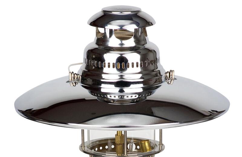 Petromax Top Reflector HK350/HK500 chrome  2019 Tillbehör till Lampor
