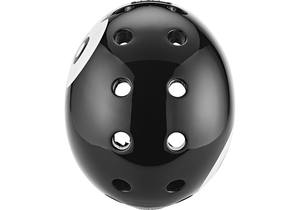 melon urban active story helmet 8 ball white black at. Black Bedroom Furniture Sets. Home Design Ideas