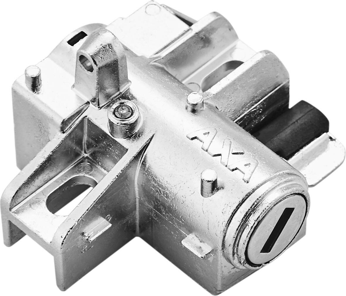 2 Schlüssel Neu für Rahmenmontage inkl AXA Akku-Schloss Bosch 2