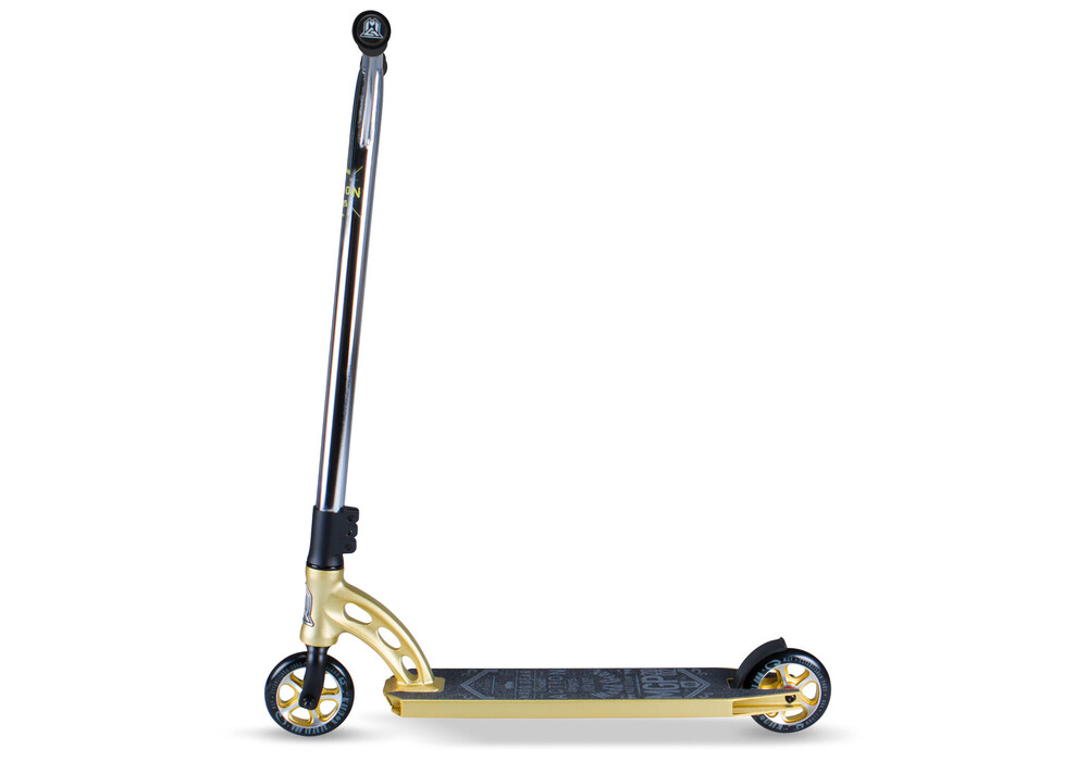 madd gear vx7 team stuntscooter gold g nstig kaufen. Black Bedroom Furniture Sets. Home Design Ideas
