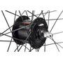 Exal ZX 19 Vorderrad 26x1.75 Nabend. DHC3000 schwarz