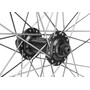 Exal ZX 19 Vorderrad 26x1.75 Deore 615 Centerlock schwarz