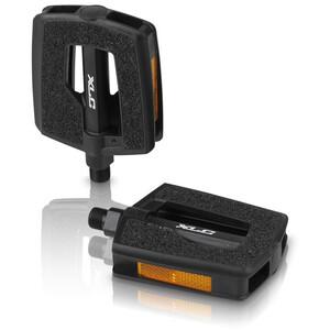 XLC PD-C09 City-/Comfort-Pedale schwarz schwarz