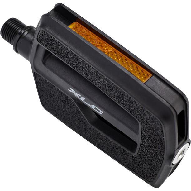 XLC PD-C10 City-/Comfort-Pedale schwarz