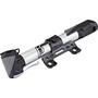 XLC Beta PU-T02 Teleskop-Minipumpe silber