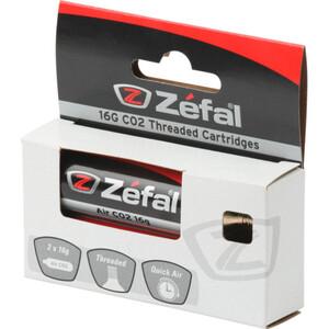Zefal Cartouche de rechange avec filetage 16 g pack de 2