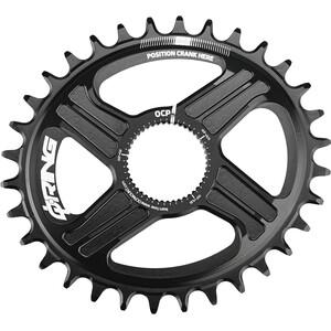 Rotor Q-Ring Direct Mount MTB Eturatas R-Hawk/R-Raptor, musta musta