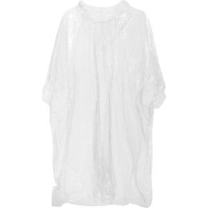 Basic Nature Festival Poncho clear clear