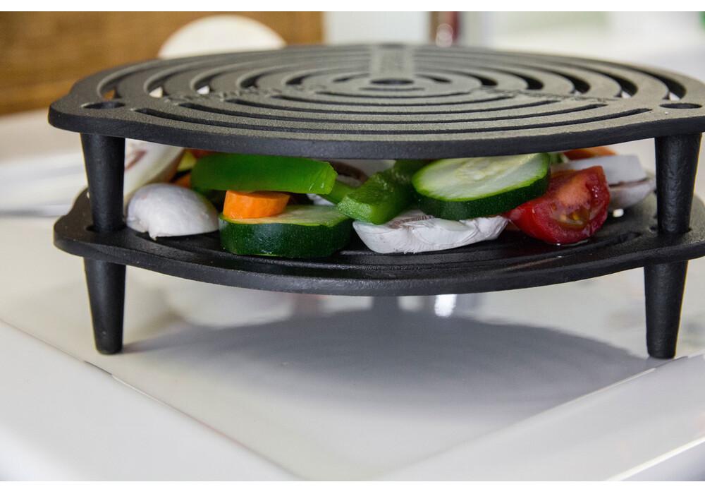 Petromax parrilla equipamiento para cocinas de camping negro - Cocinas de camping ...