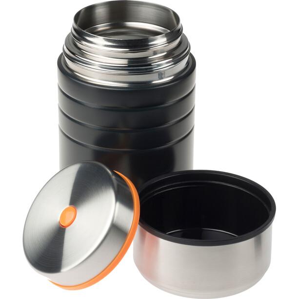 Esbit Majoris Food Container 800ml schwarz/silber