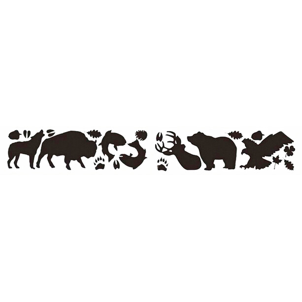 GEAR AID Tenacious Reparatur Tattoos Wildlife