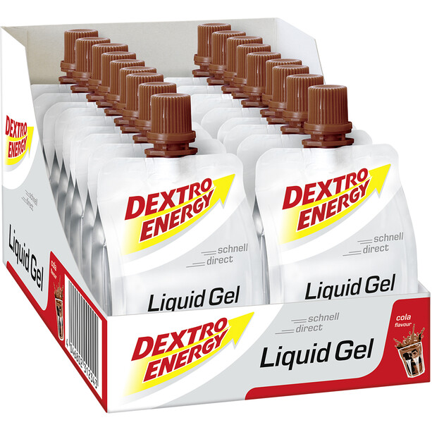 Dextro Energy Liquid Gel Box 18 x 60ml, Cola