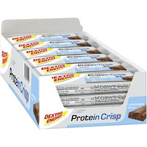 Dextro Energy Protein Crisp Box 24 x 50g Schokolade