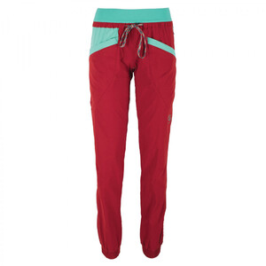 La Sportiva Mantra Pants Dam berry/mint berry/mint