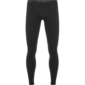 Woolpower Lite Lange Unterhose Herren schwarz schwarz