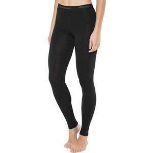 Woolpower Lite Lange Unterhose Damen black black
