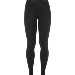 Woolpower Lite Lange Unterhose Damen schwarz schwarz