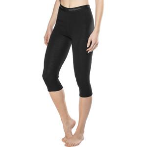 Woolpower Lite 3/4 Unterhose Damen black black