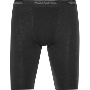 Woolpower Lite Unterhose Xlong Herren schwarz schwarz