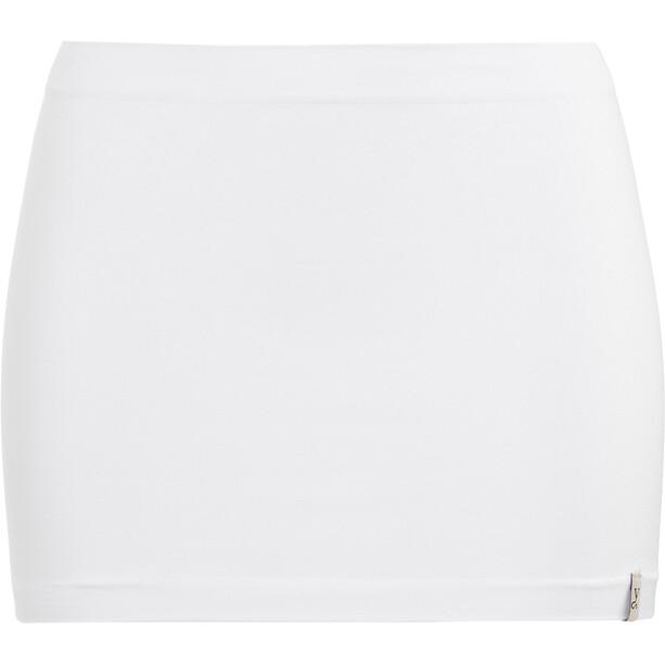 Kidneykaren Basic Ceinture chaude Femme, blanc