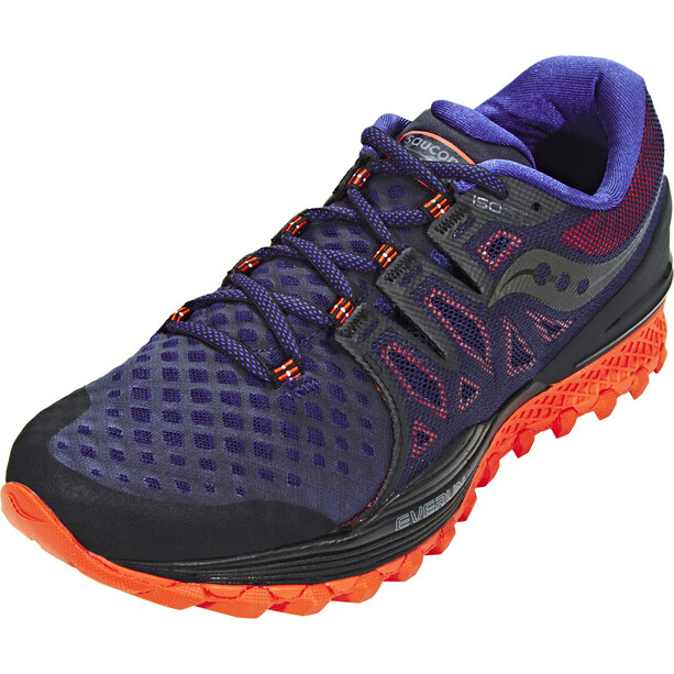 saucony Xodus ISO 2 Schuhe Herren black/orange
