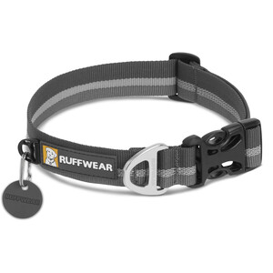 Ruffwear Crag Halsband twilight gray twilight gray
