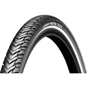 "Michelin Protek Cross タイヤ 28""  wire bead  リフレックス ブラック"